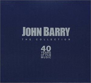 John Barry John Barry Collection 40 Years 4 CD