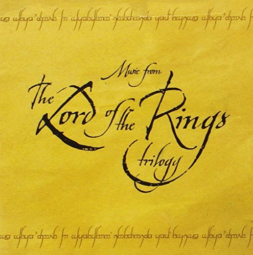 Various Artists Lord Of The Rings Trilogy 2 CD Set