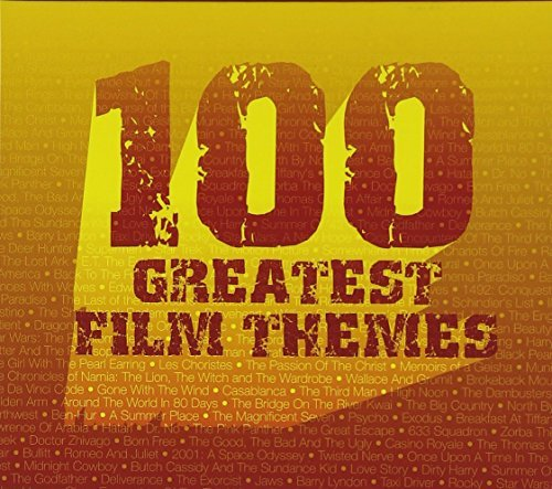 100 Greatest Film Themes 100 Greatest Film Themes 6 CD