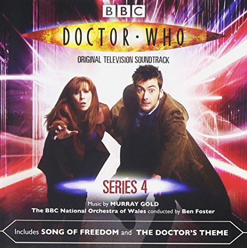Various Artists Doctor Who Series 4