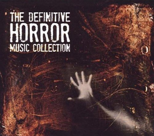Definitive Horror Movie Music Definitive Horror Movie Music 4 CD