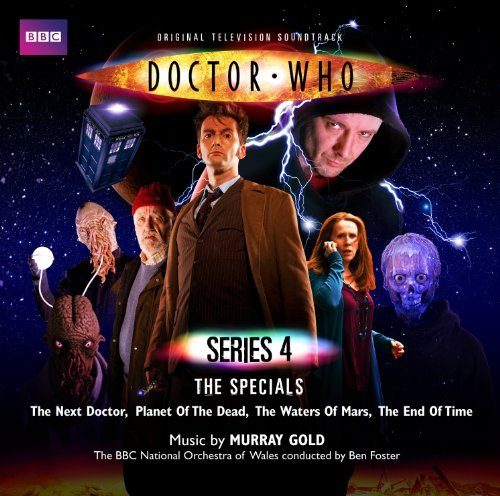 Various Artists Doctor Who Series 4 The Specia