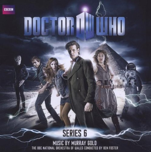 Various Artists Doctor Who Series 6 2 CD