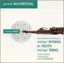Gerard Mcchrystal Meeting Point Mcchrystal (sax) Stephenson London Musici