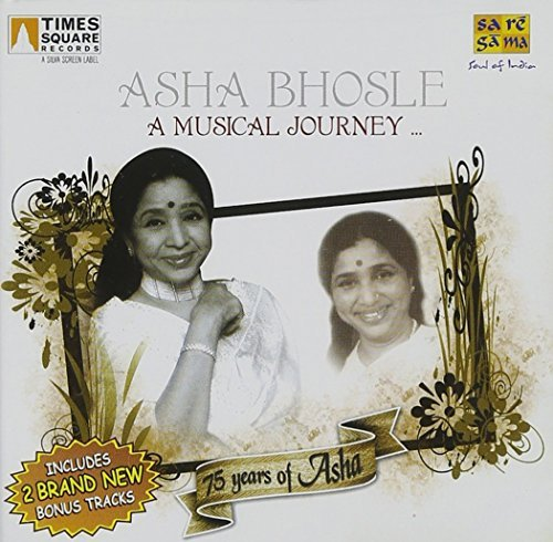 Asha Bhosle 75 Years Of Asha