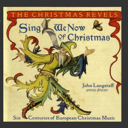 John Langstaff Sing We Now Of Christmas