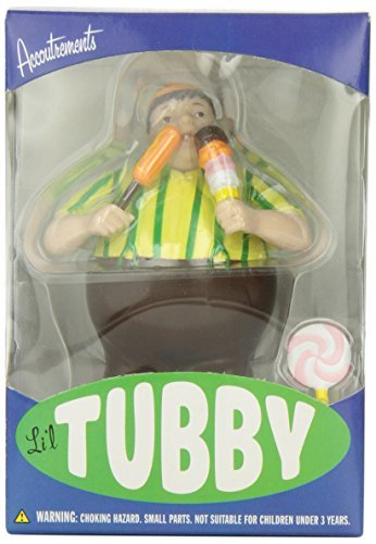 Toy Li'l Tubby Figure