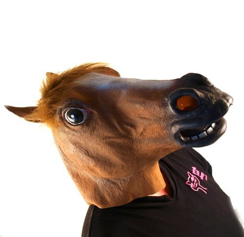 Novelty Horse Head Mask