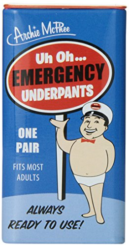 Novelty Emergency Underpants