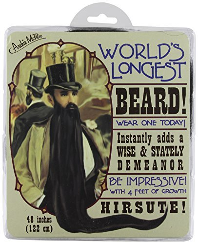Novelty World's Longest Beard