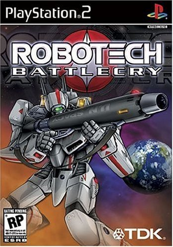 Ps2 Robotech Battle Cry