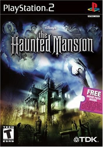 Ps2 Haunted Mansion