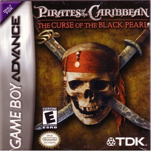 Gba Pirates Of The Caribbean Curse Of Black Pearl