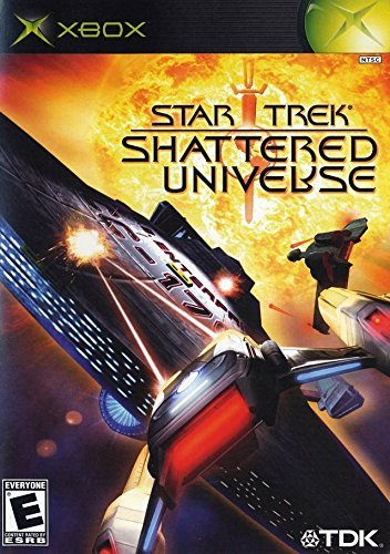 Xbox Star Trek Shattered Universe