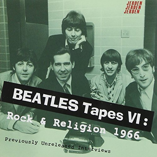 Beatles Beatles Tapes 6 Rock & Religi