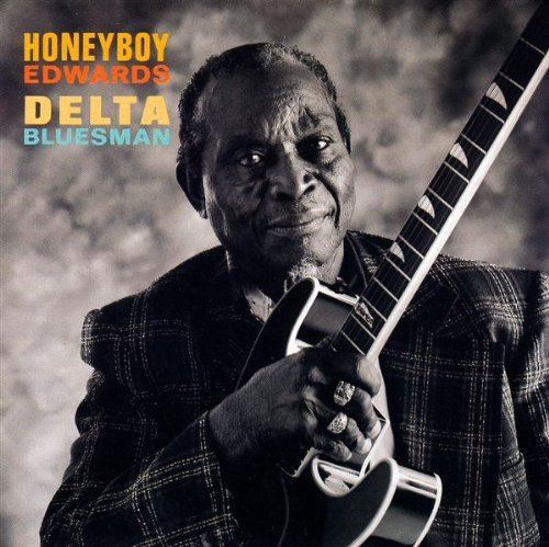 David Honeyboy Edwards Delta Bluesman