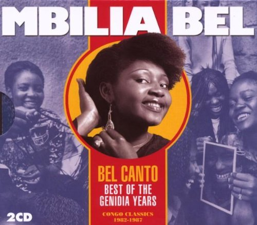 Mbilia Bel Bel Canto 2 CD Set