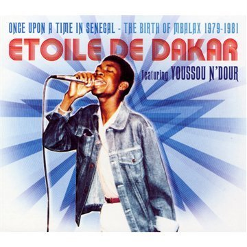Etoile De Dakar Featuring Yous Once Upon A Time In Senegal T 2 CD