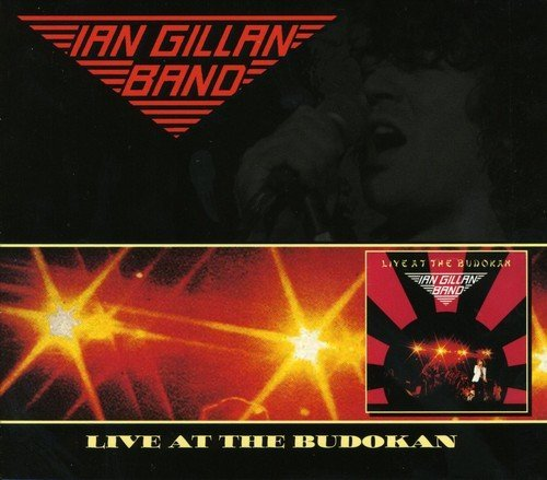Gillan Live At The Budokan Import Gbr