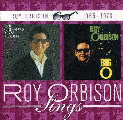 Roy Orbison Many Moods The Big O Import Gbr 2 On 1