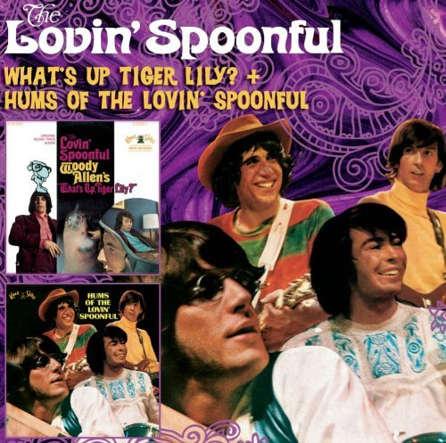 Lovin' Spoonful Whats Up Tiger Lily Hums Of Th Import Gbr 2 On 1
