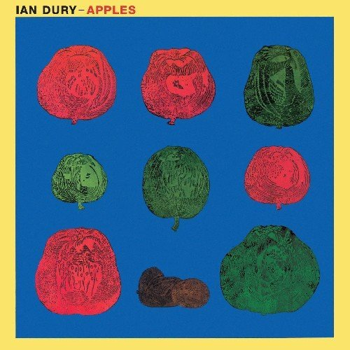 Ian Dury Apples Import Gbr