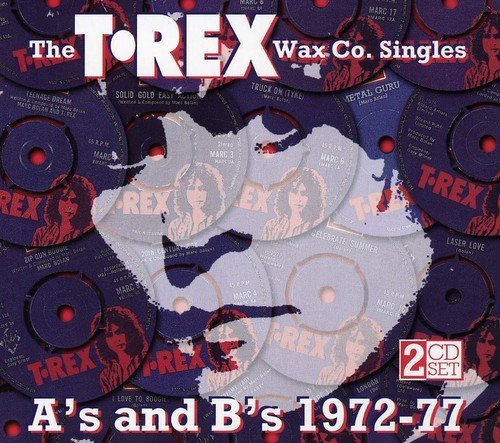 T. Rex T. Rex Wax Co Singles Import Gbr Remastered Incl. Bonus CD Digipak