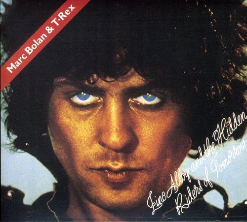 T. Rex Zinc Alloy & Hidden Riders Of Import Gbr Remastered Incl. Bonus CD Digipak