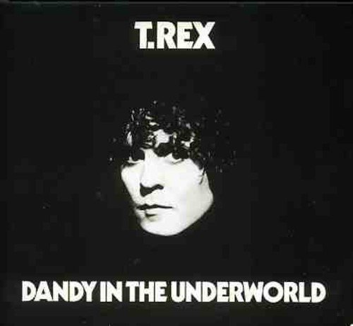T. Rex Dandy In The Underworld Import Gbr Remastered Incl. Bonus CD Digipak
