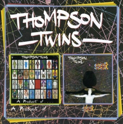 Thompson Twins Product Of Set Import Gbr 2 CD