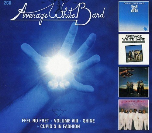 Average White Band Feel No Fret Volume 8 Shine Cu Import Gbr 2 CD 4 On 2