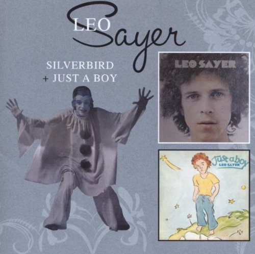 Leo Sayer Silverbird Just A Boy Import Gbr 2 CD