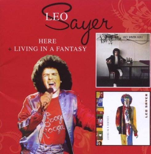 Leo Sayer Here Living In A Fantasy Import Gbr 2 CD