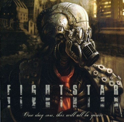 Fightstar One Day Son This Will All Be Y Import Gbr 2 CD