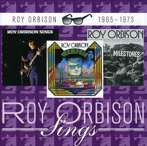 Roy Orbison Roy Orbison Sings Memphis Mile Import Gbr 2 CD