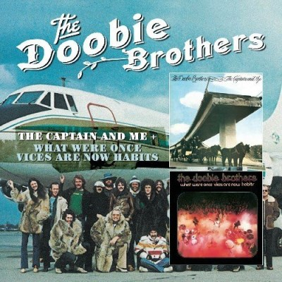 Doobie Brothers Captain & Me & What Were Once Import Gbr 2 CD