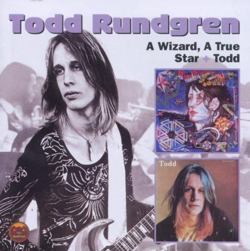 Todd Rundgren Wizard True Star & Todd Import Gbr 2 CD