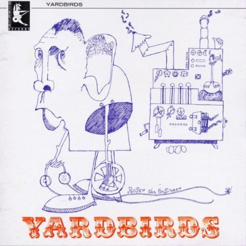 Yardbirds Roger The Engineer Import Gbr Incl. 19 Bonus Tracks