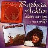 Barbara Acklin Someone Else's Arms...Plus Import Gbr