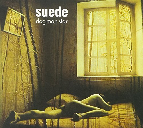 Suede Dog Man Star Deluxe Edition Import Gbr 2 CD Incl. DVD Digipak