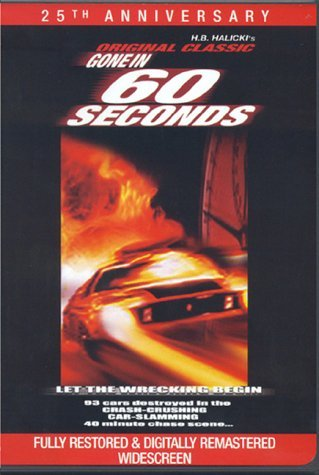 Gone In 60 Seconds (1974) Halicki Busia Daugirda Mcintyr Clr Pg