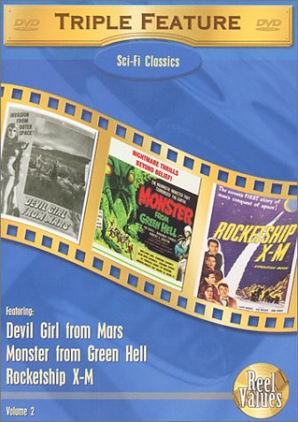 Reel Values Sci Fi Triple Feat Vol. 2 Devil Girl From Mars Mo Clr Nr 3 On 1