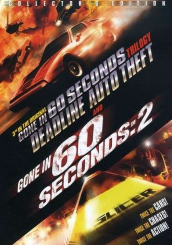 Gone In 60 Seconds 2 Deadline Gone In 60 Seconds 2 Deadline Clr Nr