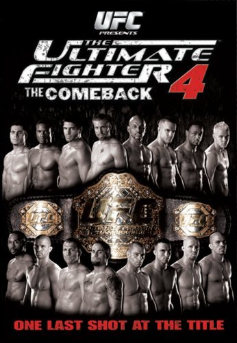 Ultimate Fighter Season 4 Nr 5 DVD