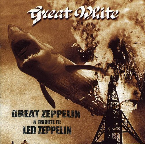 Great White Great Zeppelin Tribute To Led