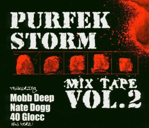 Mobb Deep Vol. 2 Purfek Storm Mix Tape