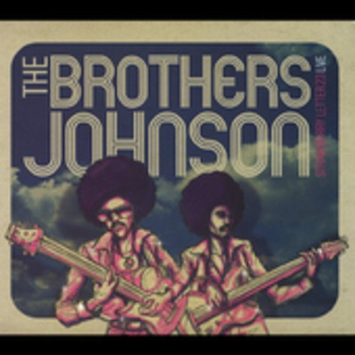 Brothers Johnson Strawberry Letter 23 Live