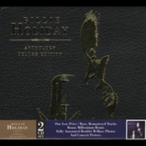Billie Holiday Anthology Deluxe Ed.