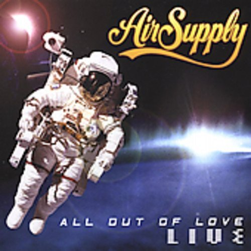 Air Supply All Out Of Love Live Incl. DVD