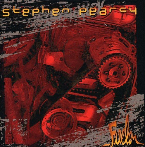 Stephen Pearcy Fueler